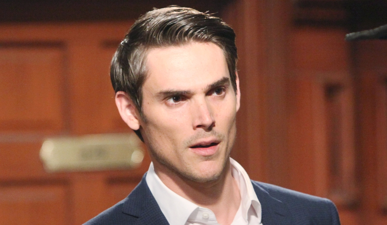 Adam accuses Chelsea of murder Young and Restless