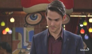 Adam bumps into Sharon and Faith Young and the Restless