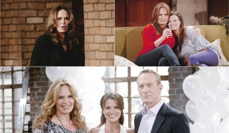 Anita Lawson, Chelsea Lawson Newman, Jeffrey Bardwell, Young and Restless