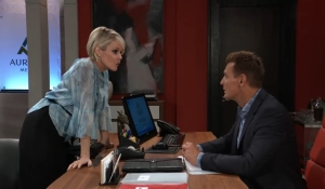Ava tells Jax she's not doing the interview General Hospital