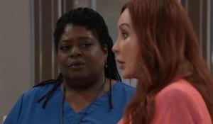 Bobbie wants to stick around General Hospital