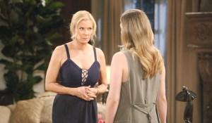 Brooke cautions Hope Bold and Beautiful