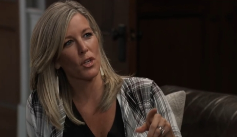 Carly realizes something about Sonny General Hospital