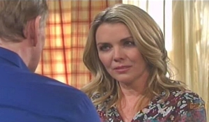 Carrie comes clean to Roman Days of our Lives