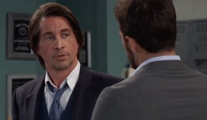 Chase questions Finn about Hayden on General Hospital