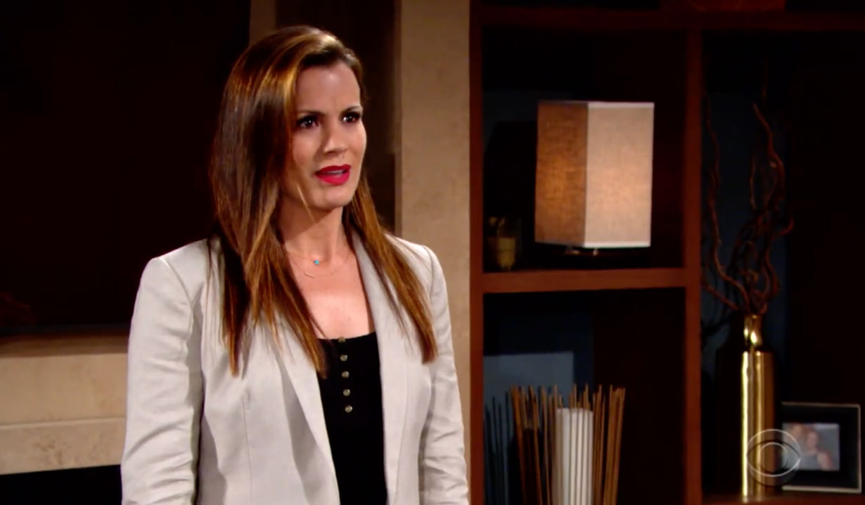 Chelsea accused of murder on Young and the Restless