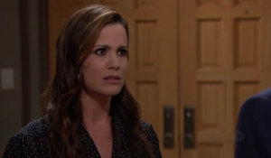 Chelsea faces Adam Young and the Restless