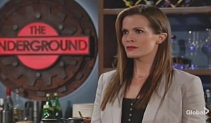 Chelsea worries she's a suspect Young and Restless