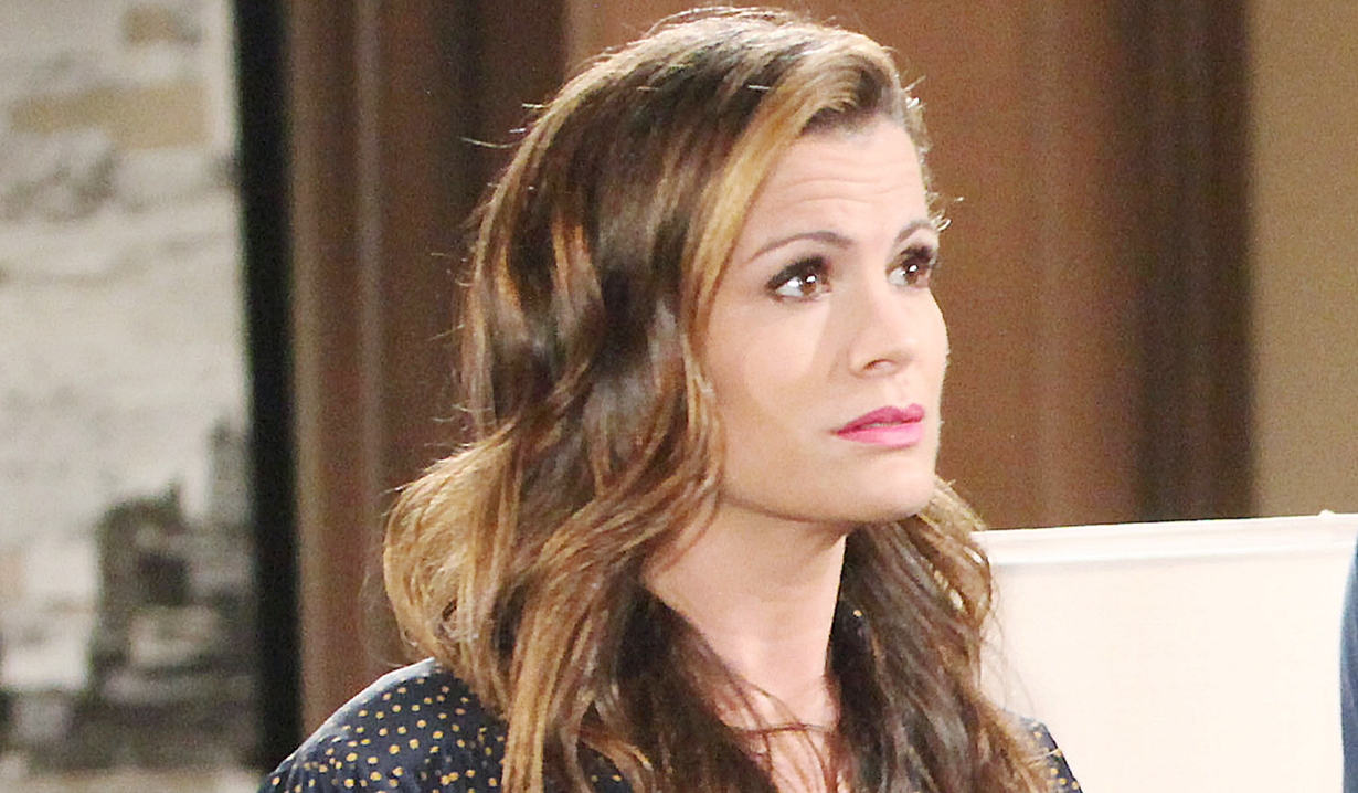 Chelsea warns Adam will explode Young and Restless