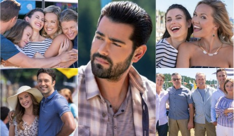Chesapeake Shores season four on Hallmarl
