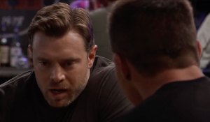 Drew ponders Shiloh on General Hospital