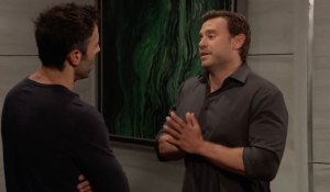 Drew and Shiloh discuss memories on General Hospital