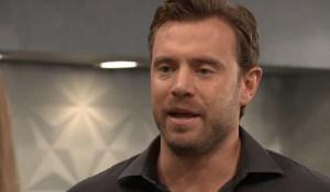 Drew tells Kim about Oscar's gift General Hospital