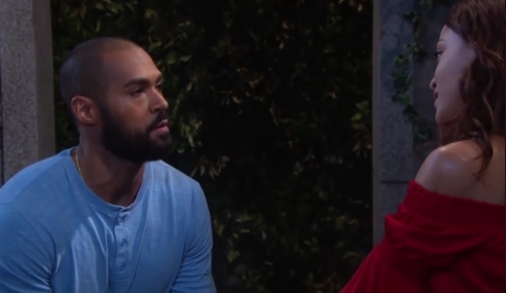 Eli proposes to Lani on Days of our Lives