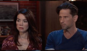 Franco and Liz are shocked on General Hospital