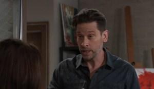 Franco tells Liz to stay away General Hospital