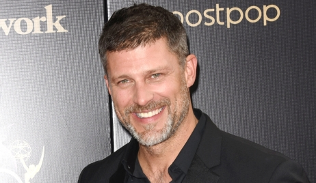 Days of our Lives' Greg Vaughan proposes to Angie Harmon