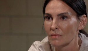 Harmony in jail on General Hospital