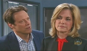 Jack confronts Eve on Days of our Lives