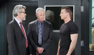 Jason is questioned on General Hospital