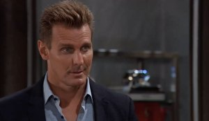 Jax is questioned on General Hospital
