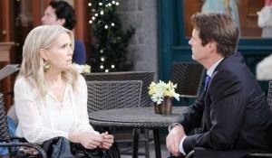 Jennifer talks with Jack on Days of our Lives
