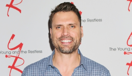 Joshua Morrow interview Young and Restless