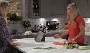 Corinthos kitchen on General Hospital