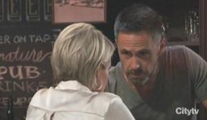 Julian and Ava talk psychic General Hospital