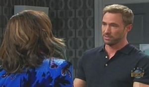 Kate and Rex discuss Sarah Days of our Lives