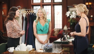 Katie, Donna, Brooke discuss Hope on Bold and Beautiful