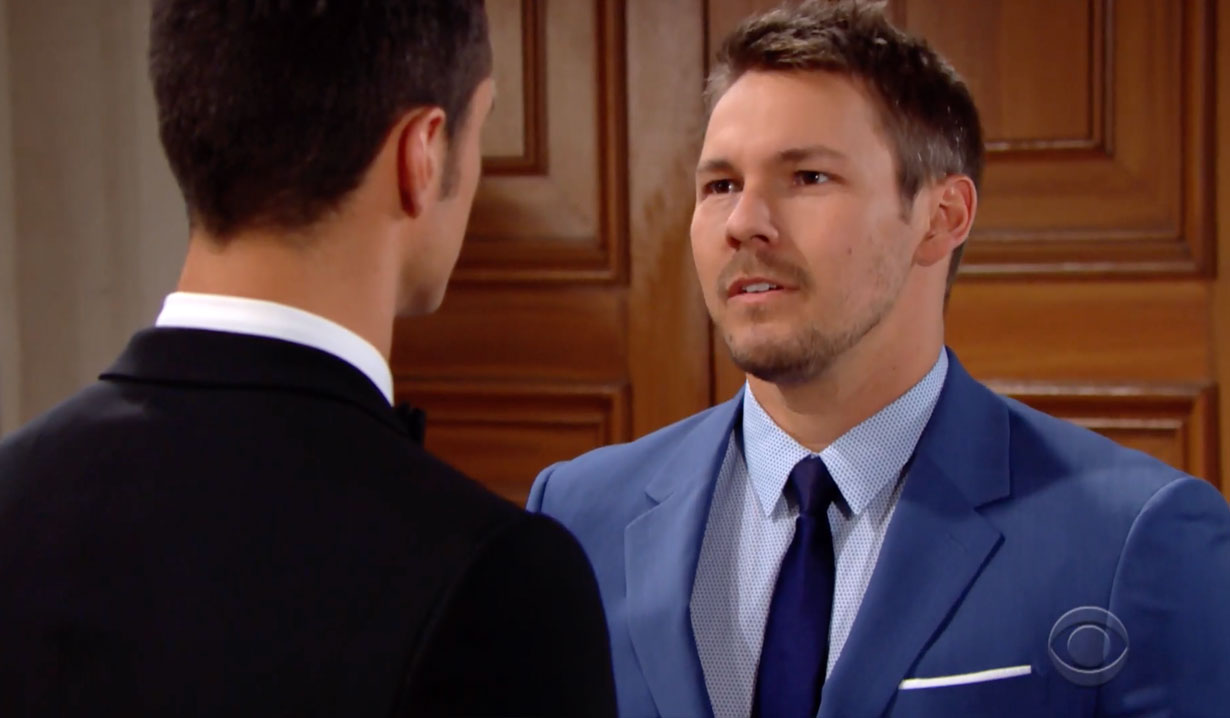 Liam warns Thomas on Bold and the Beautiful