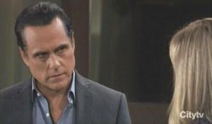 Lulu asks Sonny for help General Hospital