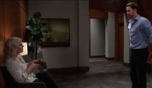Peter and Maxie at the WSB on General Hospital