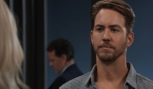 Maxie tells Peter she won't be refused General Hospital