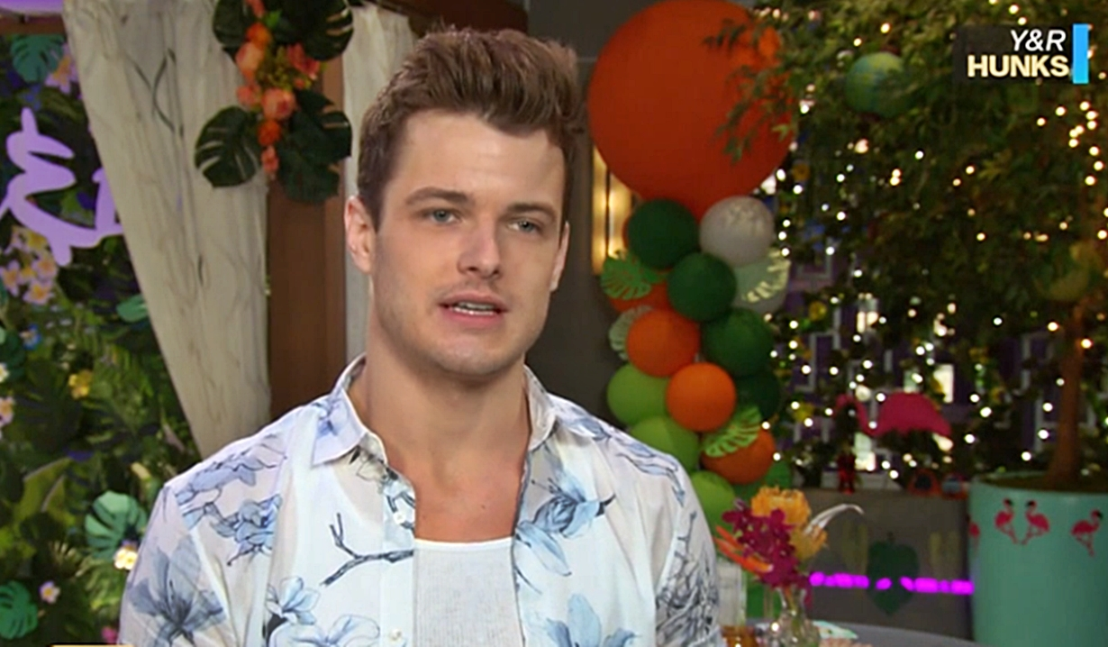 Michael Mealor tips Young and Restless