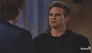 Michael confronts Kevin Young and Restless