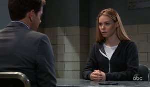 Nelle and Michael on General Hospital