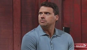 Nick at property Young and Restless