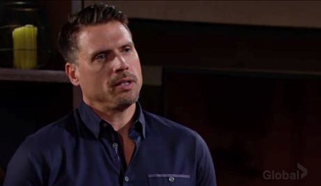 Nick gets a call on Young and Restless