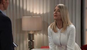 Nina teases Jax General Hospital