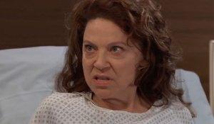Obrecht threatens Nina on General Hospital
