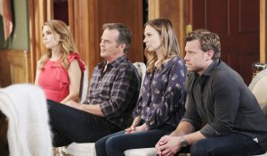 Quartermaines listed to Oscar's Will on General Hospital