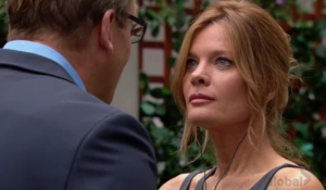 Paul grills Phyllis Young and Restless