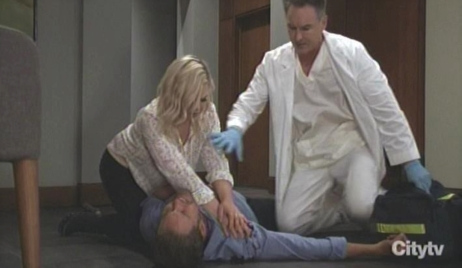 Peter is shot General Hospital