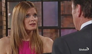 Phyllis and Jack spar Young and Restless