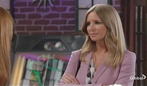 Phyllis and Christine spar on Young and Restless