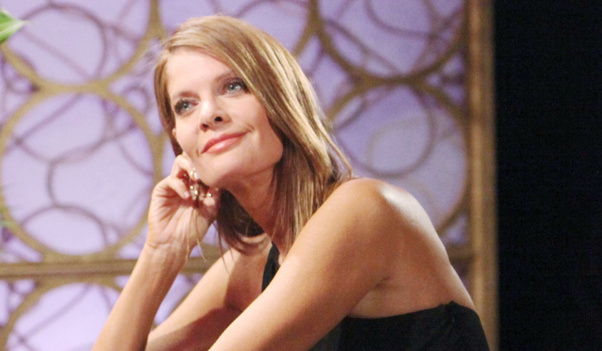 Phyllis questioned on Young and the Restless