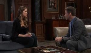 Sasha and Valentin discuss Obrecht General Hospital