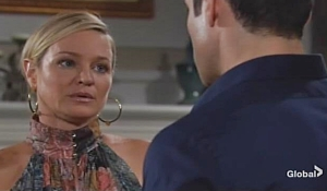 Sharon faces Rey Young and Restless